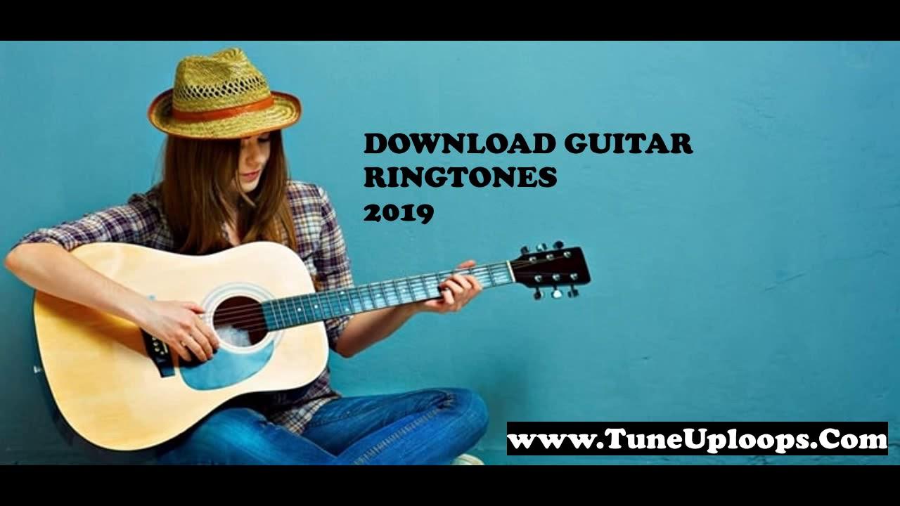 spanish guitar ringtones free download mp3