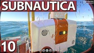 Subnautica #10 Ich verstehe es nicht Der Tauch Simulator ► Ang►spielt