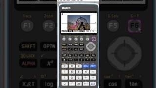 How to put pokemon on a casio fx-9750gii