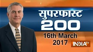Superfast 200 | 16th March, 2017, 05:00 PM ( Part 2 ) - India TV
