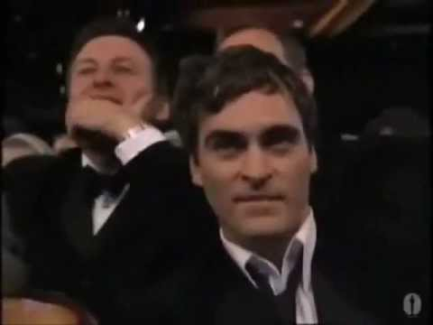 Russell Crowe and Joaquin Phoenix