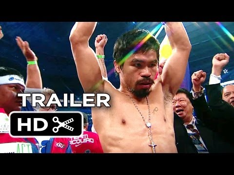 Manny Official Trailer #1 (2014) - Manny Pacquiao Documentary HD