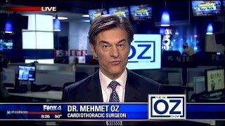 Dr. Oz: Vaccines, Water Pills
