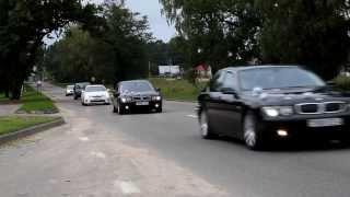 Свадебный кортеж BMW 7 E65 Беларусь,Гродно