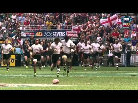 Hong Kong 7s 2015 Fiji's Games