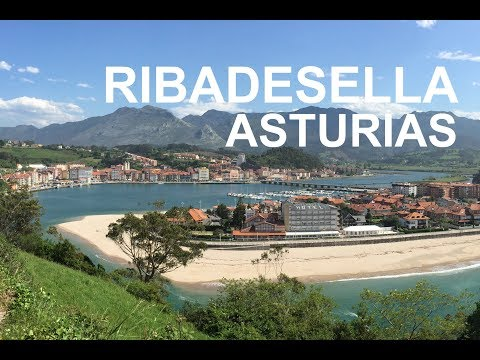 vídeo sobre The village of Ribadesella