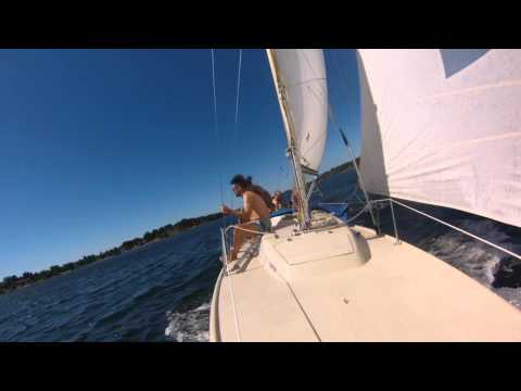 Sailing Weekend in the Stockholm Archipelago
