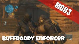 The Buffdaddy Enforcer | Metal Gear Online 3 Funny Moments