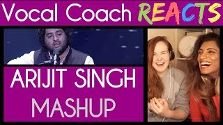 Vocal Coach and Sheena Ladwa react to Arijit Singh| 6th Royal Stag Mirchi Music Awards