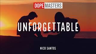 Nico Santos  Unforgettable (Audio)