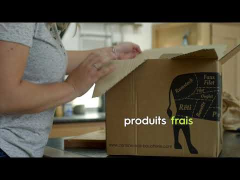 Comme-a-la-boucherie.com : TOUJOURS FRAIS, Livré Chez Vous
