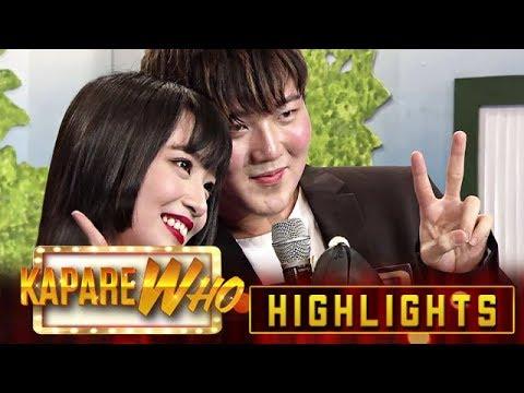 Annyeong Wild And Free Chooses Song-yupsal As Her KapareWho | KapareWho