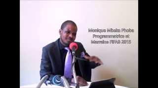 FIFAB 2015 - Mathieu Panou sur Radio Air Libre