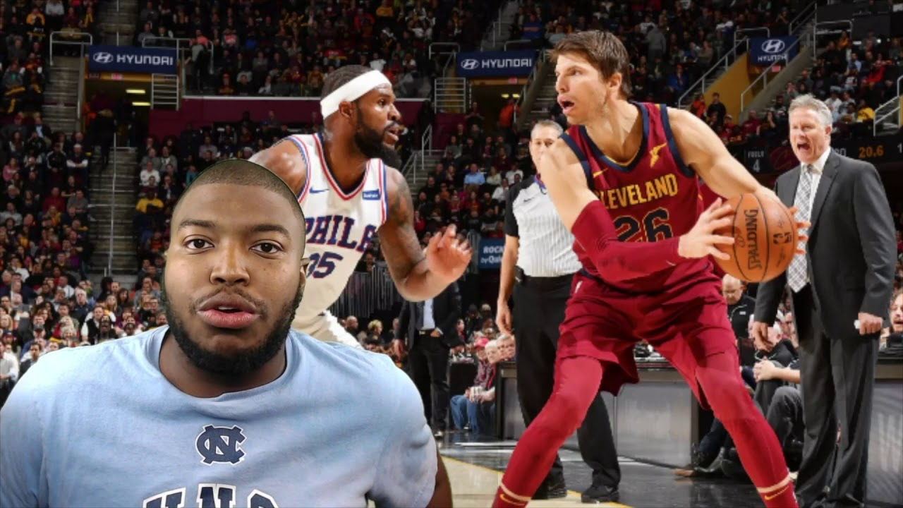 2f25cf6d975a Philadelphia 76ers Are Trying Hard To Acquire Kyle Korver From Cleveland  Cavs SInce Lebron Is Gone