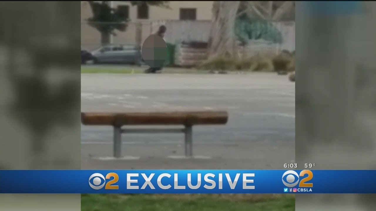 LAUSD Teacher Strips Naked On Elementary School Playground, Chases Nearby Students