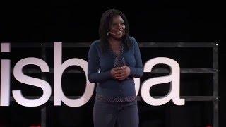 Ser mulher negra em Lisboa | Carla Fernandes | TEDxLisboa