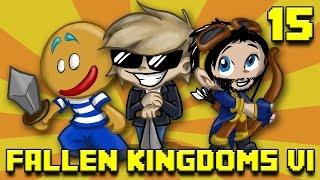 Minecraft - Fallen Kingdoms VI - Jour 15 BLING BLING