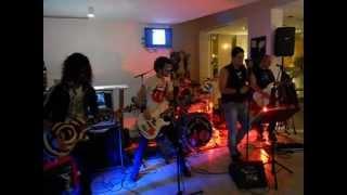 Apapaia live cover Litfiba - Linea d