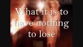Miranda Lambert - Nobody's Fool [Lyrics On Screen]