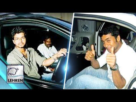 Kollywood Actors & Their luxurious Cars | Ajith | Vijay | Lehren Tamil