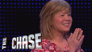 susan s unbelievable 50 000 win final chase vs the sinnerman the chase