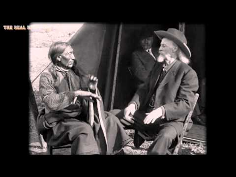 THE REAL REEL WEST TV episode 1 Buffalo Bill Cody and Oglala Lakota Chief Iron Tail
