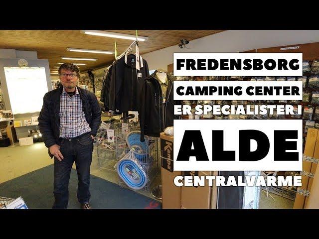 Fredensborg Camping Center - Specialister i Alde centralvarme