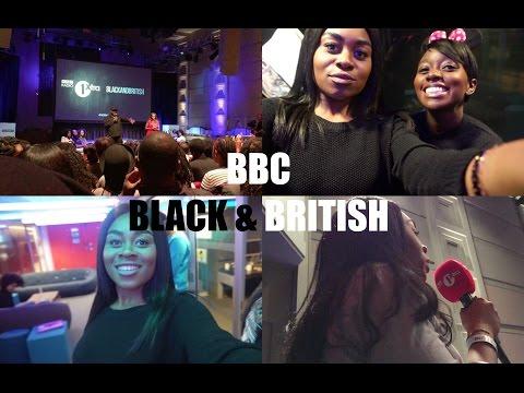 #VLOG: BBC BLACK & BRITISH SEASON | 1XTRA TALK | TIMEFORTEE