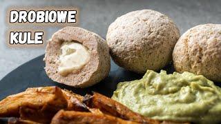 Pełnowartościowy posiłek w diecie. Kule niespodzianki  - Dobre MAKRO | 739 kcal
