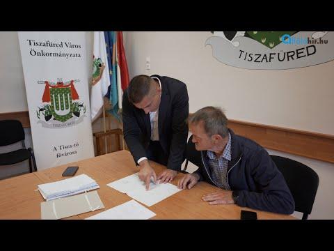 Elmaradt fejlesztéseket pótolnak Kócsújfalun és Tiszafüred-Örvényen | Alföldhír.hu