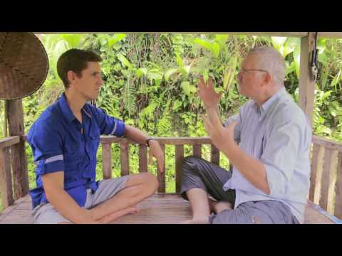 Patrick Woodcraft interviews Jon Leonard - Bali Eco Legend