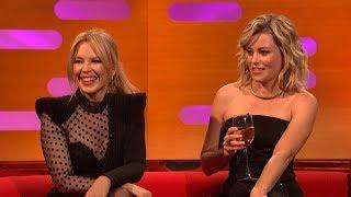 Kylie Minogue - Interview (The Graham Norton Show 22.11.2019)