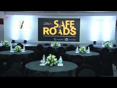 Mercedes-Benz India presents #SafeRoads