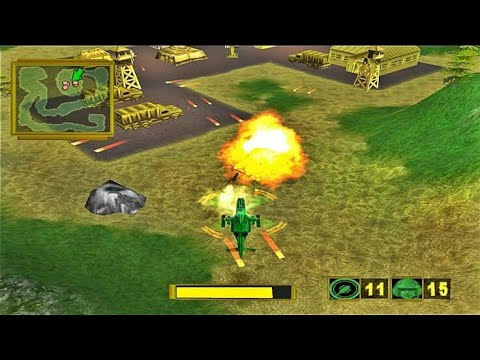 Download》Army men air attack 2 》game game》Highly ...