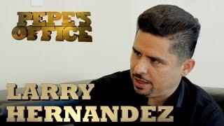 LARRY HERNANDEZ LLEGA A PEPE'S OFFICE (ESTA REUNIÓN TERMINA MAL)