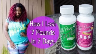 Appetite Suppressant and Fat Burner For Weight Loss That Works FAST - Lost 7LBS in 7 Days