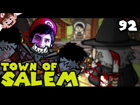 My BEST Game! (The Derp Crew: Town of Salem - Part 92)