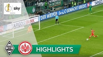 Borussia Mönchengladbach - Eintracht Frankfurt 6:7 n.E. | Highlights DFB-Pokal 2016/17 - Halbfinale
