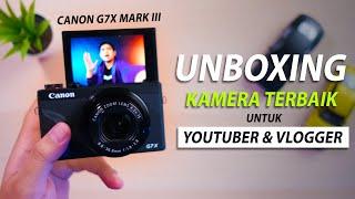 Unboxing Kamera Terbaik Untuk Youtuber, Vlogger, & Selebgram?