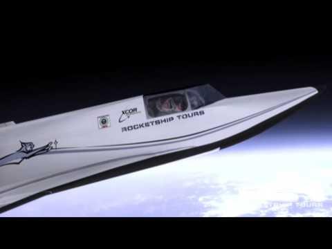 Lynx Suborbital Space Ship