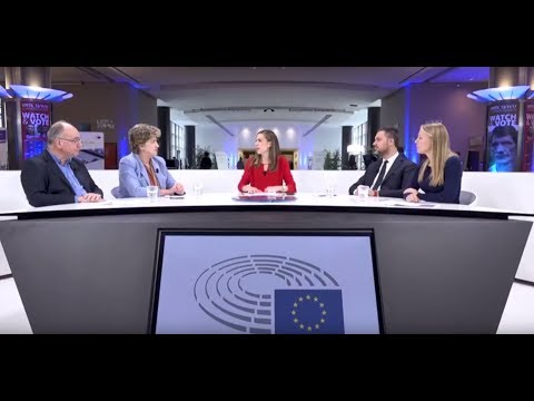 15/11/17 Eur Pillar of Social Rights - Debate with civil soc