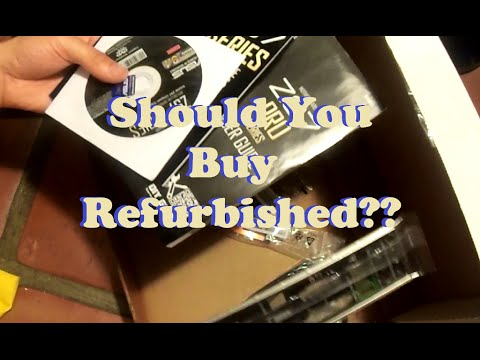 In Case You Didn't Know Refurbished & Open Box Parts