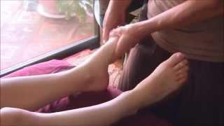Phần 4: Hướng dẫn massage foot cho bà bầu.