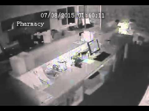 Northeast Pharmacy Burglaries