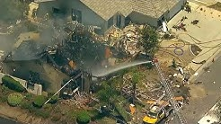 LIVE: Fire officials provide update on deadly explosion at Murrieta home | ABC7