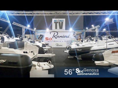 ITA - Ranieri International - 56° Salone Nautico Internazionale di Genova 2016