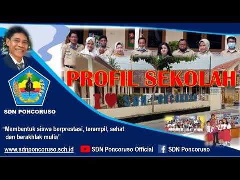 PROFIL SEKOLAH   DAK Ruang Kelas   SDN Poncoruso