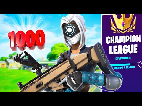HOW TO GET 1000+ ARENA POINTS A DAY! (Fortnite Arena Tips!) (10,000Points!) | Devour Silent