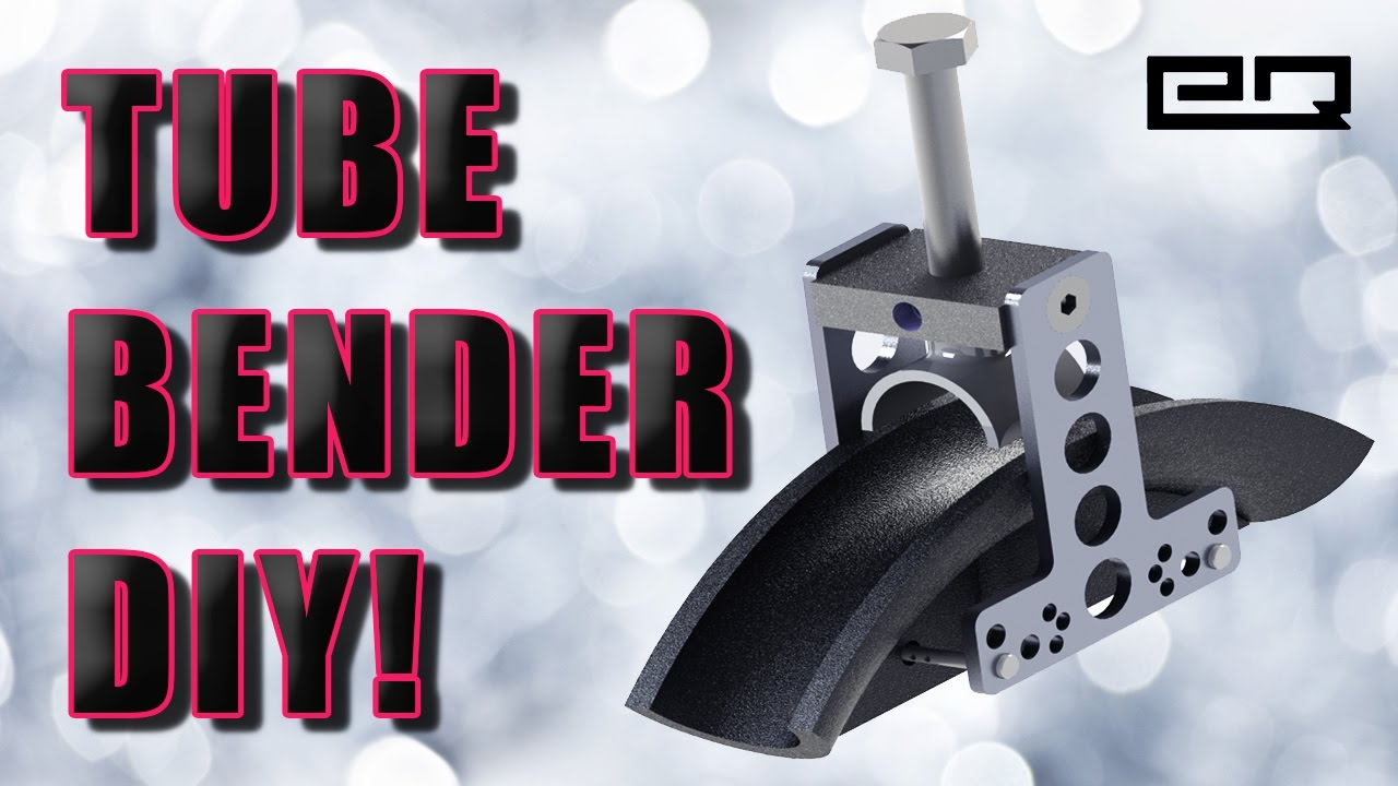 How to Bend Tube with a Pipe Bender! - YouTube