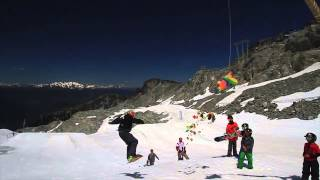Treeline Ski and Snowboard Camps 2015 Session 2